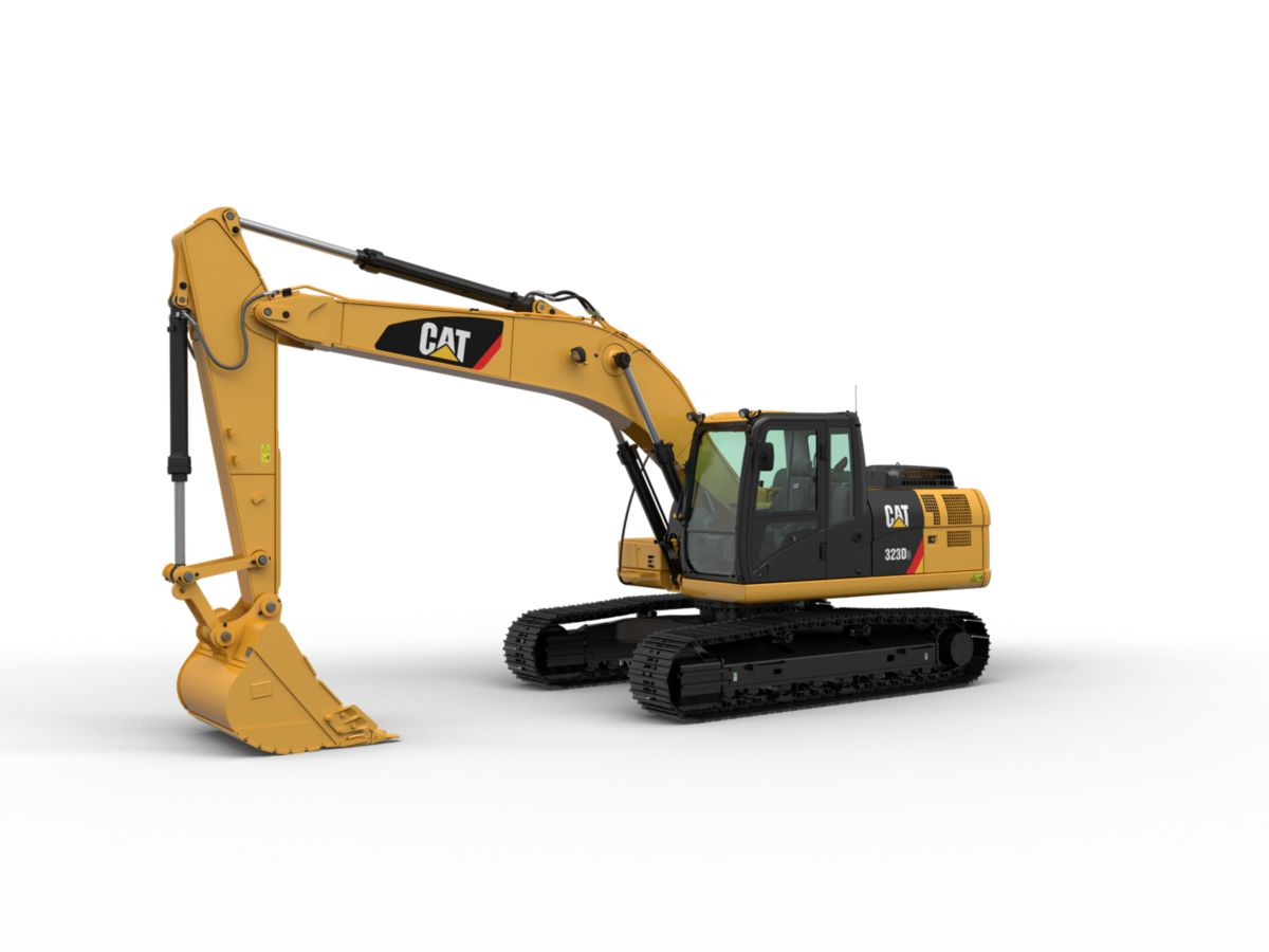 323D3 Excavators