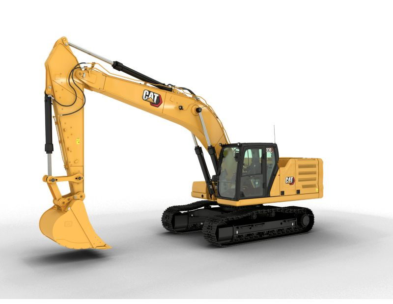 330 Excavator 30 Ton Excavator Digger Ziegler Cat