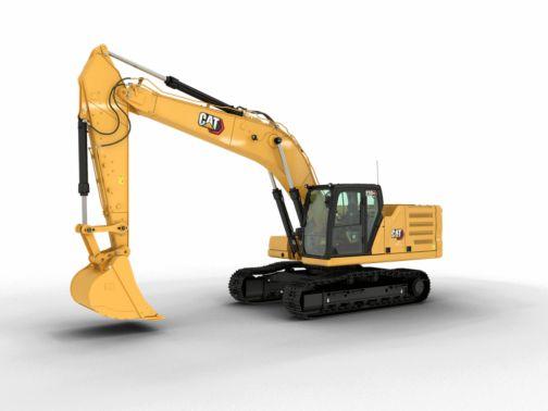 330 GC - Medium Excavators