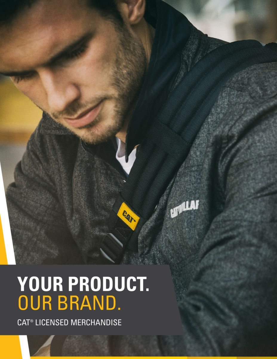 Your Product. Our Brand. Cat Licensing Merchandise.