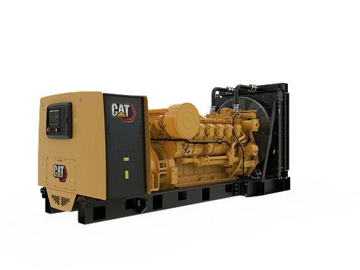 3512 (50 Hz) dengan Paket yang Dapat Ditingkatkan - Diesel Generator Sets