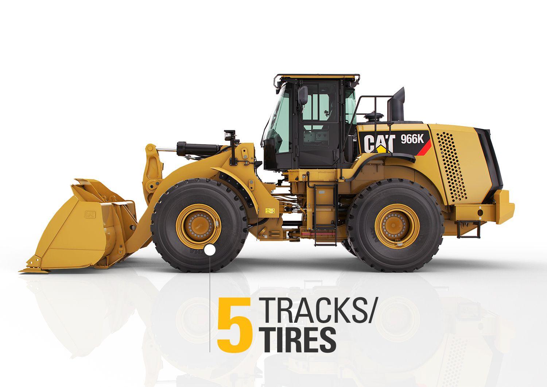Tracks / Tires