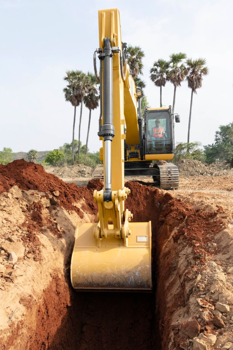 Cat 320D3 Excavator at Low-Cost Rent per Hour in India – Gmmco