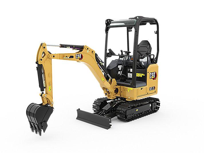 301.5 Nex Gen Mini Excavator