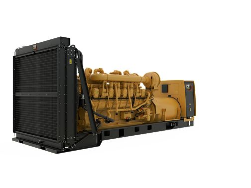 3516B (50 Hz) dengan Paket yang Dapat Ditingkatkan - Diesel Generator Sets