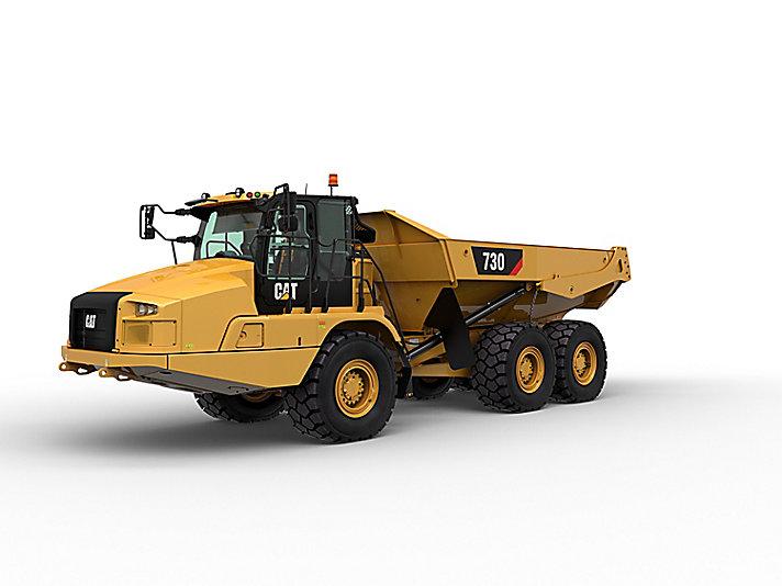 Cat | 730 Articulated Haul Truck | Caterpillar
