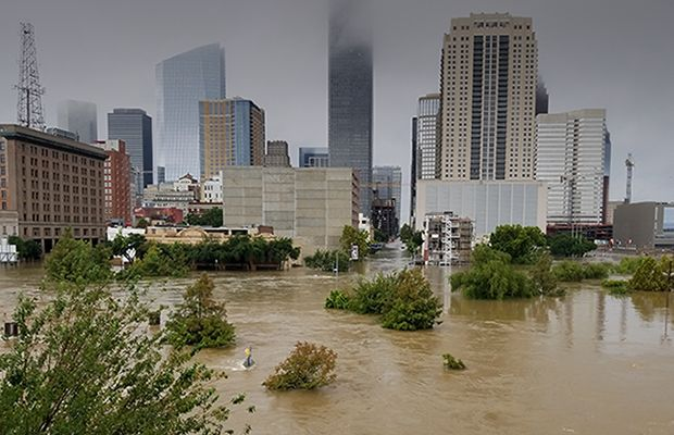 Businesses weather Hurricane Harvey with Cat® Rental Power
