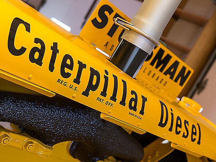 Caterpillar D4 7u Parts