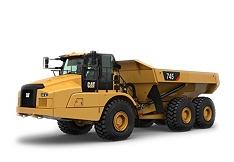 745C Articulated Truck
