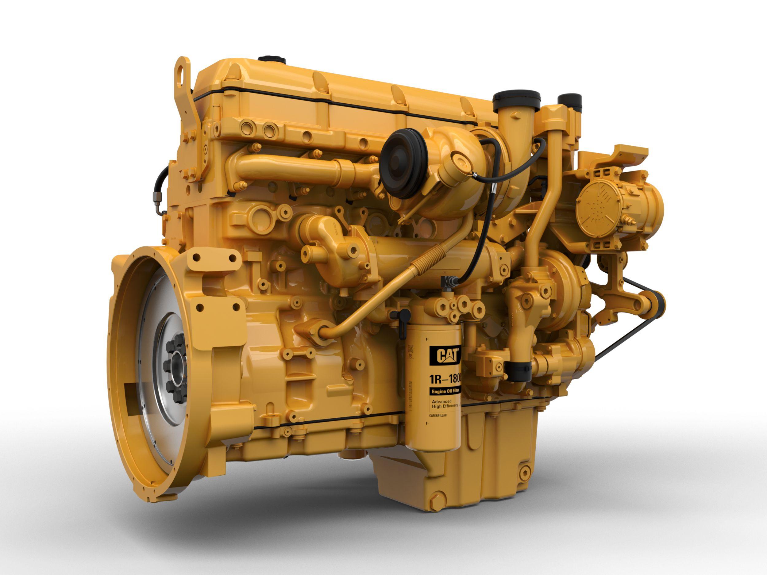 Cat® C13B Diesel Engine