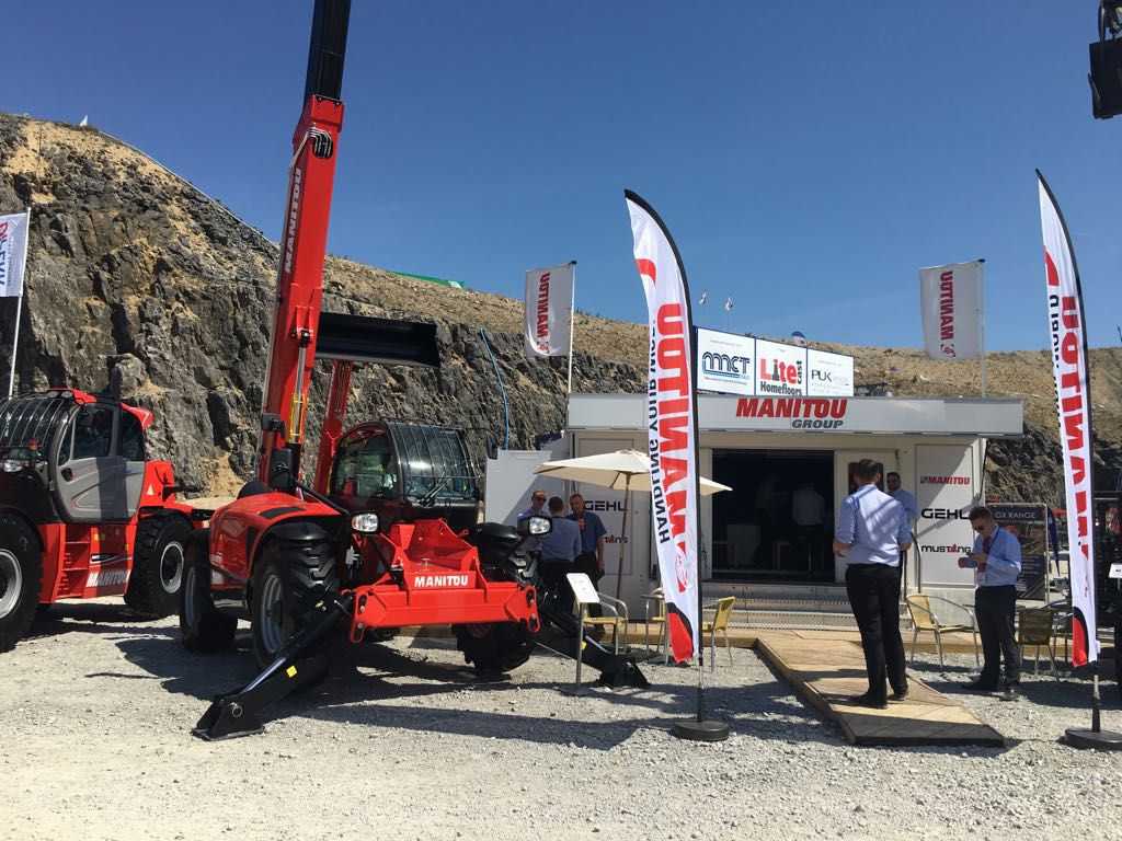 Perkins innovation and expertise on show at Hillhead 2018