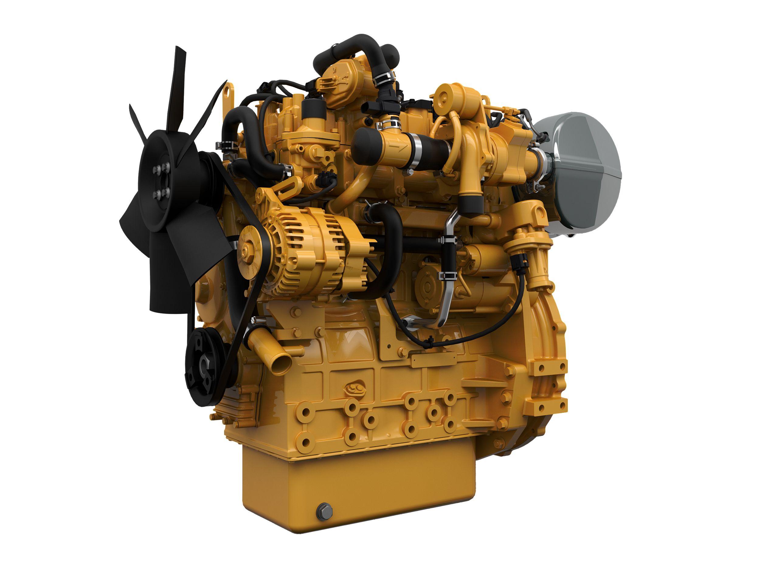 C2.2 EU Stage V, Tier 4 Diesel Engines