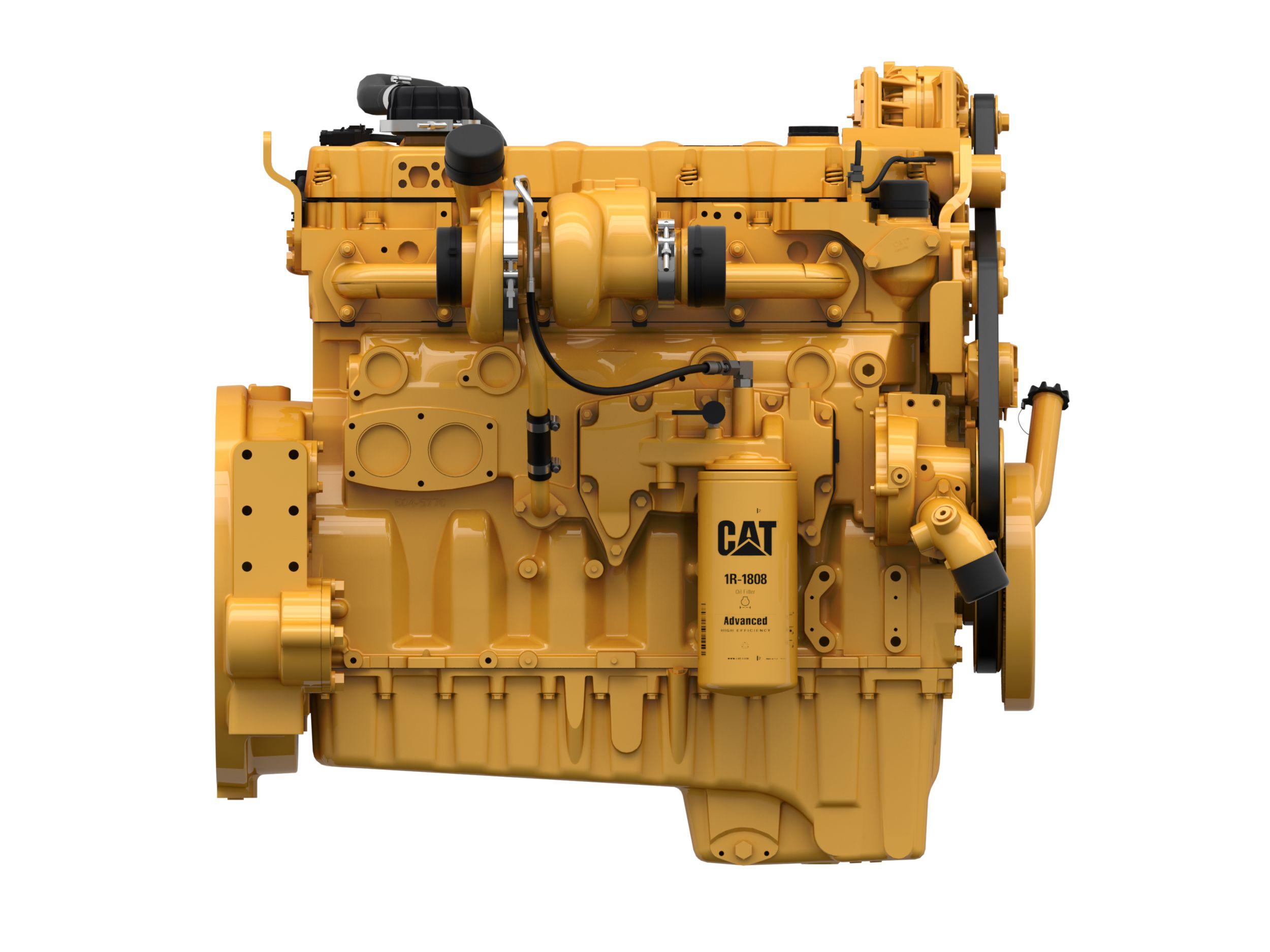 Cat<sup></noscript>®</sup> C9.3B Industrial Diesel Engine