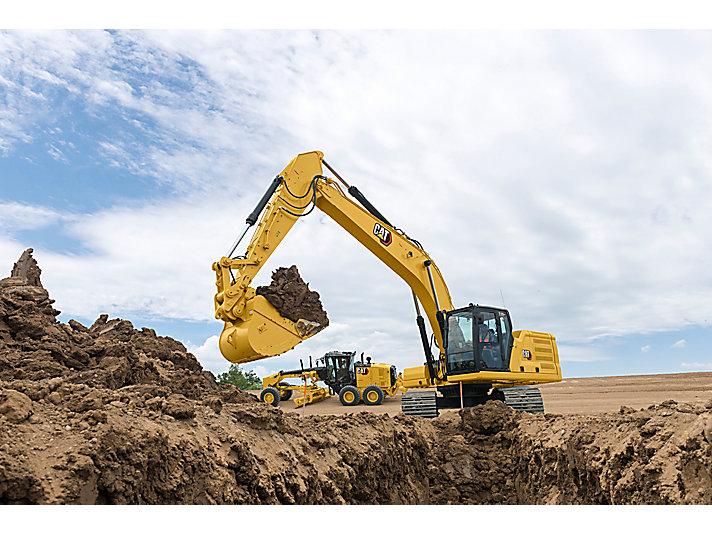 Cat | 330 GC Excavator | 30 Ton Excavator / Digger | Caterpillar