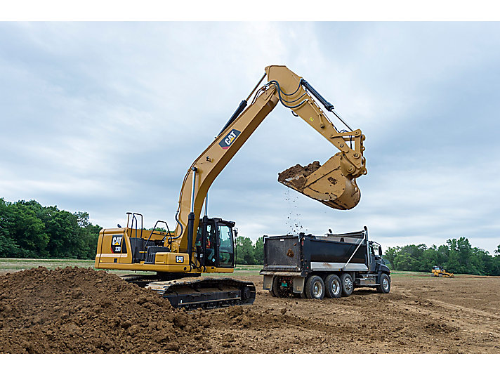 Cat | 330 Hydraulic Excavator | Caterpillar