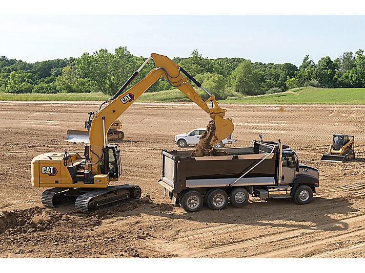 Cat   330 GC Excavator   30 Ton Excavator / Digger   Caterpillar
