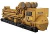 C175-20 Diesel Generator Set Left Front View