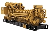C175-20 Diesel Generator Set Back Left View