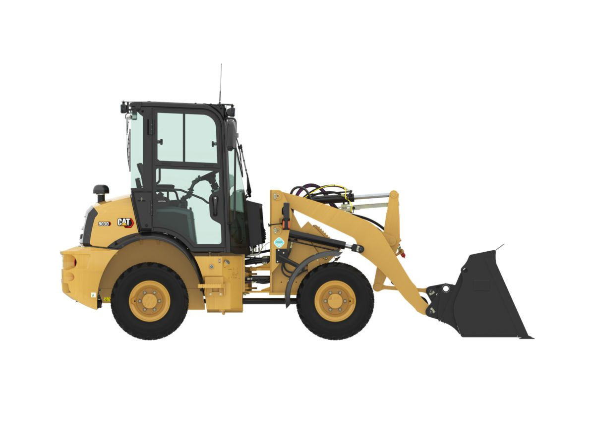Compact Wheel Loaders 903D
