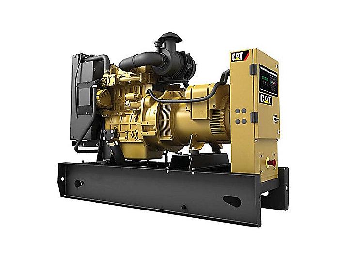 Cat | C1 1 (50 HZ) | 6 8-9 5 kVA Diesel Generator | Caterpillar