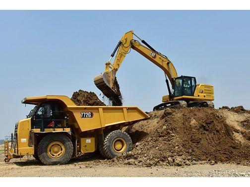 330 - Medium Excavators