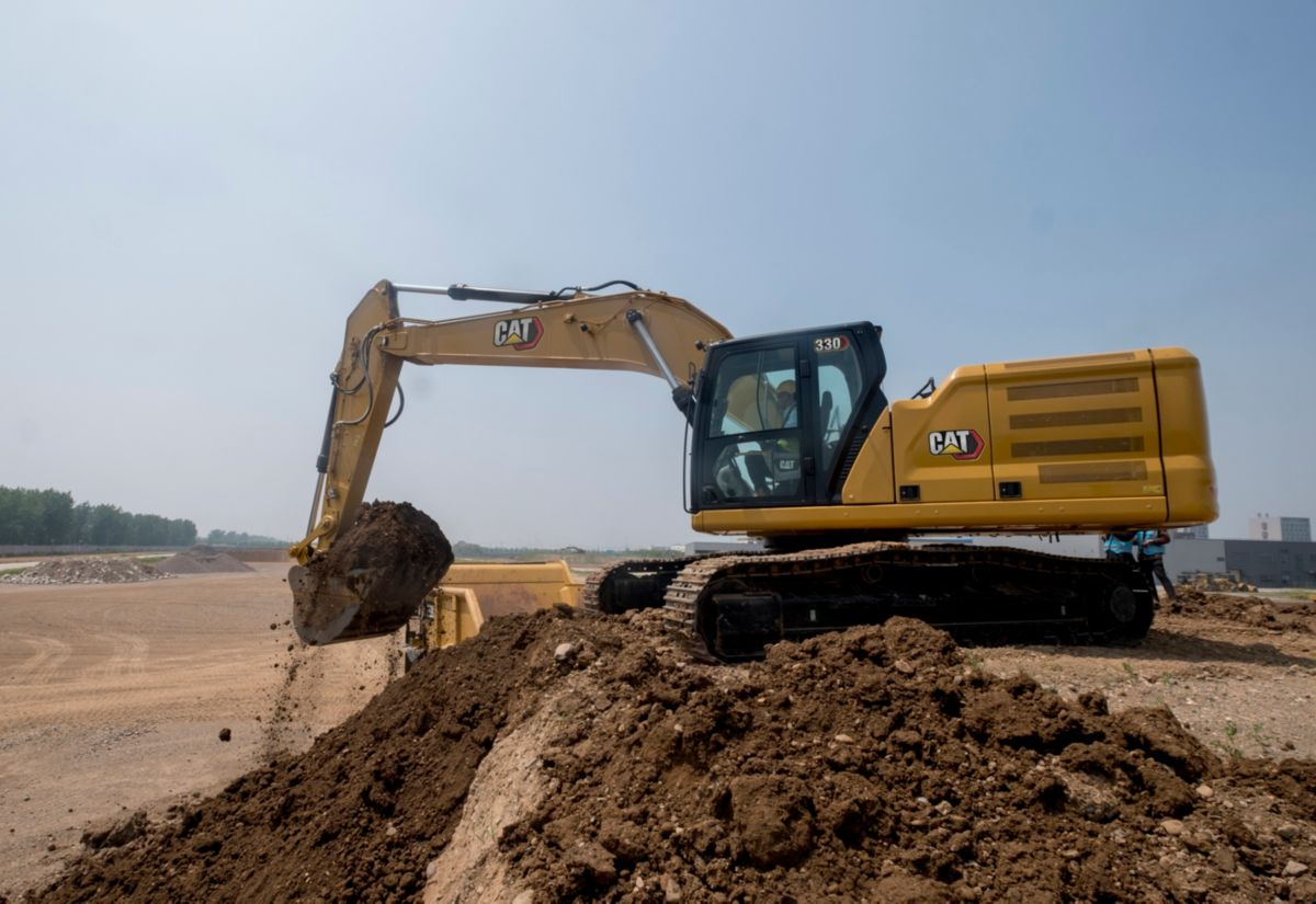 Excavadora Hidráulica 330