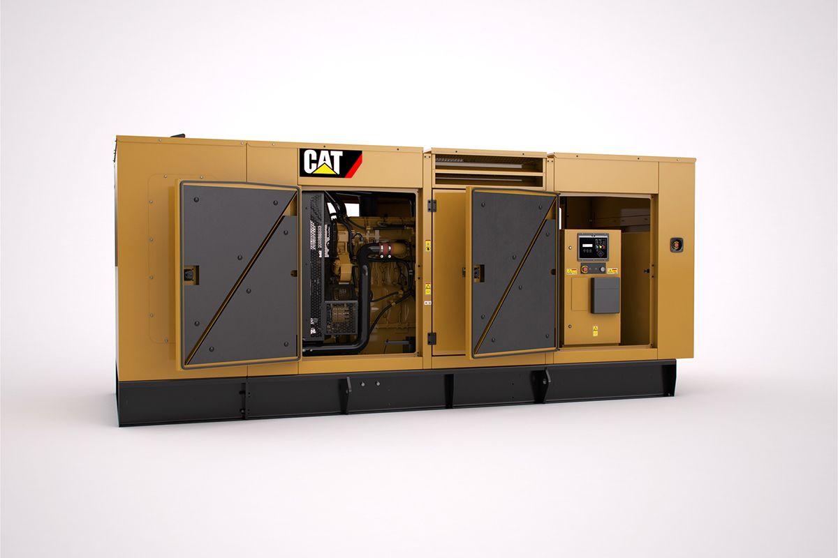 GEP100 and C15 Generators