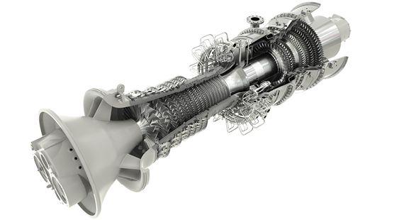 A gas turbine engine