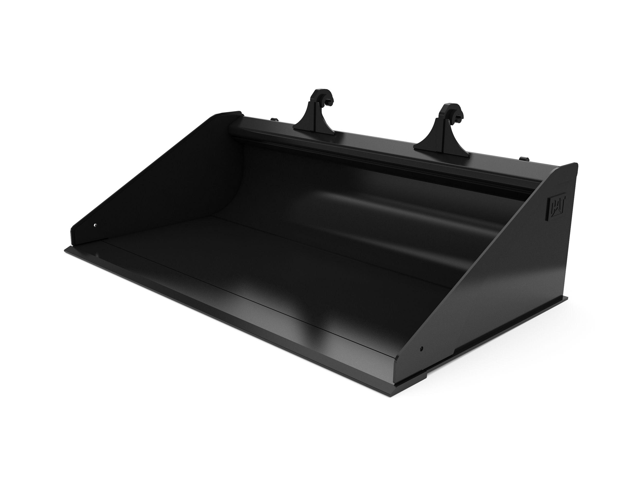 1.8 m3 (2.4 yd3) ISO Coupler Grading Bucket