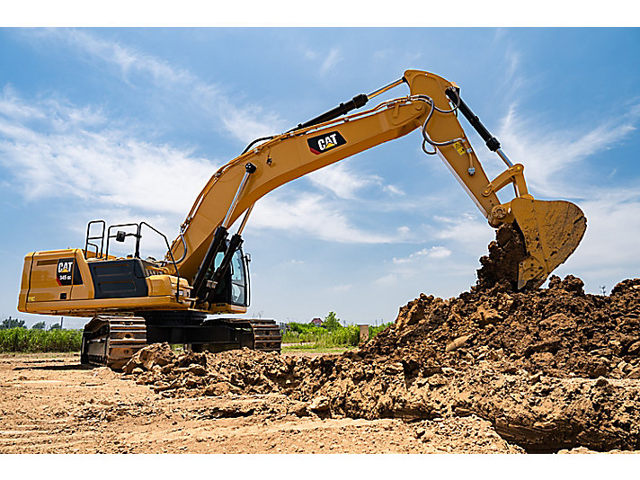 Cat | 345 GC Hydraulic Excavator | Caterpillar