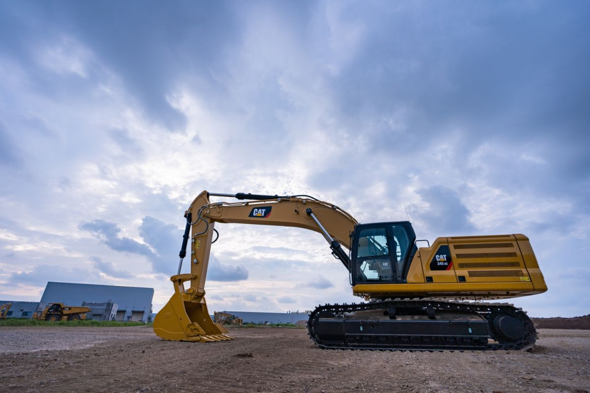Cat | New Cat® 345 Gc Excavator | Caterpillar
