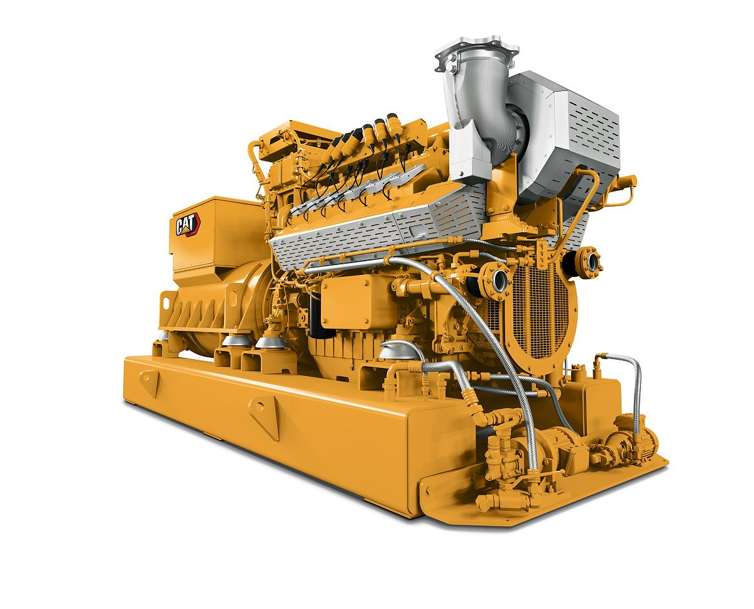 CG132-12 Gas Generator Sets