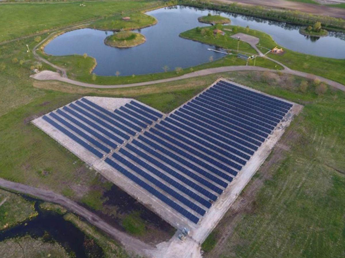 Illinois Municipal Electric Agency (IMEA), Rantoul, Illinois