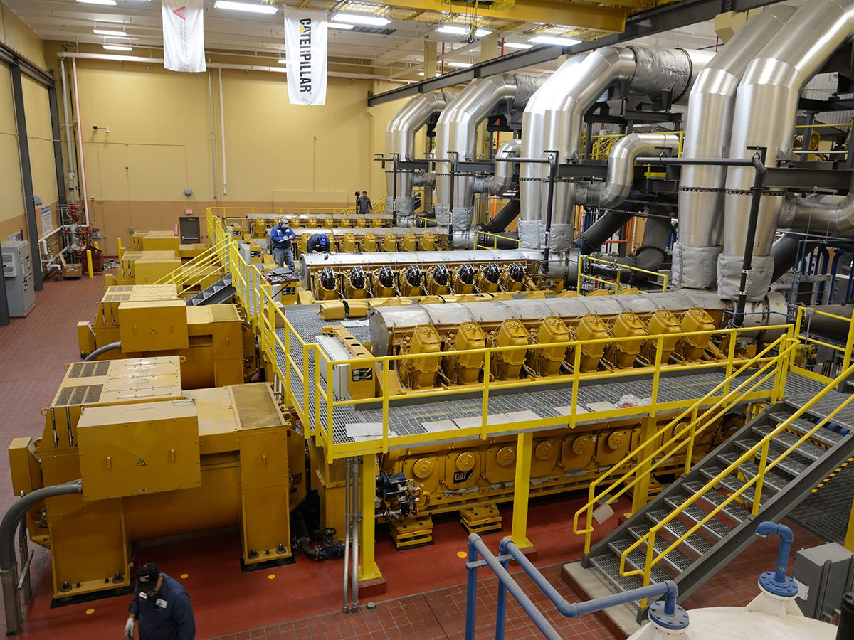 Producing Constant, Adaptable Power for Minnesota Energy Station