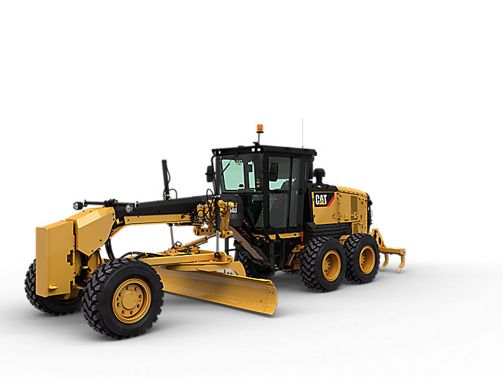 Cat | 140M Motor Grader | Caterpillar