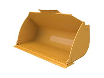 General Purpose Bucket 3.6m³ (4.75yd³)Performance Series