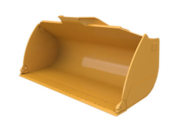 General Purpose Bucket 3.3m³ (4.25yd³)Performance Series