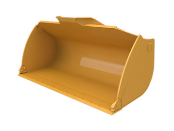 General Purpose Bucket 3.4m³ (4.50yd³)Performance Series