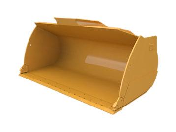 Benna per uso generale 5,7 m³ (7,50 yd³) serie Performance