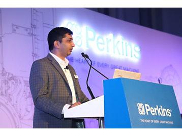 Perkins in Ahmedadad