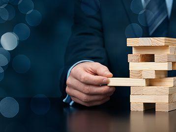 企业健康状况:管理风险 对企业进行有效投资