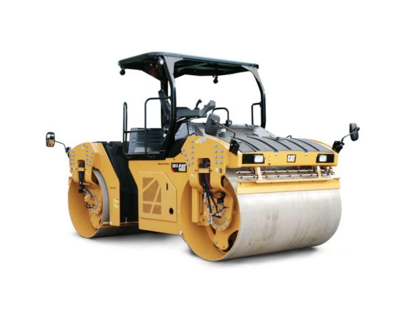 CB13 - Tandem Vibratory Roller
