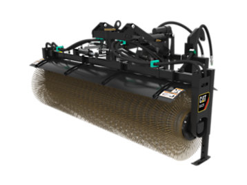 Foto del BA25 Hydraulic Angle Broom 24V