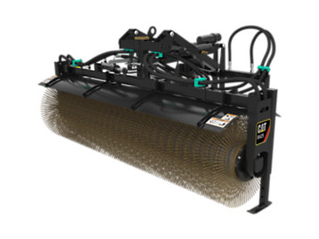 Foto del BA25 Hydraulic Angle Broom 12V
