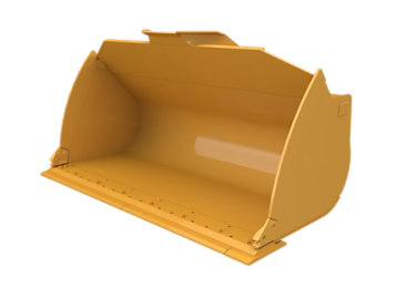 Flat Floor  Bucket 6.3m³ (8.25yd³)