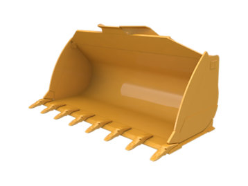 Flat Floor  Bucket 4.0m³ (5.25yd³)