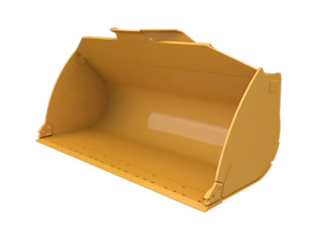 Flat Floor  Bucket 4.6m³ (6.00yd³)Performance Series