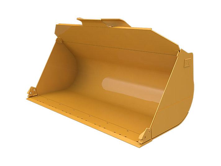 Flat Floor Bucket