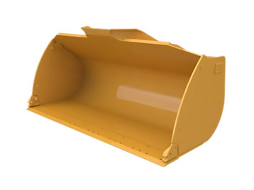 Flat Floor  Bucket 3.3m³ (4.25yd³)