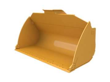 Flat Floor  Bucket 5.0m³ (6.50yd³)Performance Series